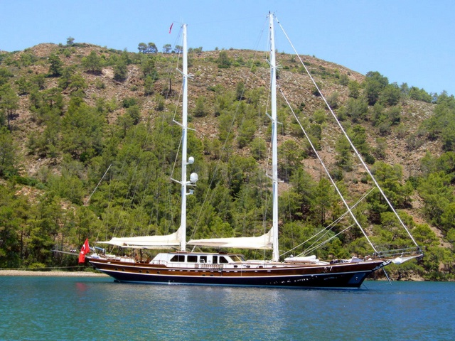 luxury gulet cruise turkey